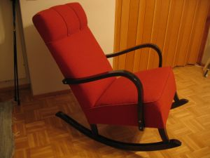 758006_red_rocking_chair